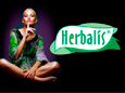 TM Herbalis. Cosmetic products umbrella brand - development and support