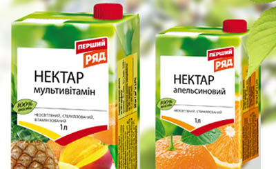 Private label Pershiy Riad  (Supermarket chain Eko-market)