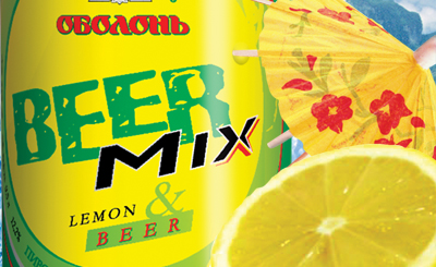 TM Obolon BeerMix