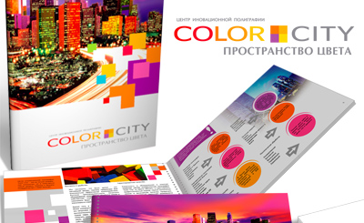 COLOR CITY Innovative Poligraphy Center