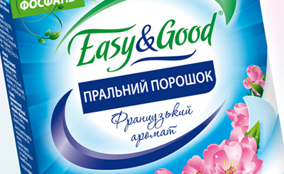 Private Label Easy&Good  (Hypermarket chain Caravan).