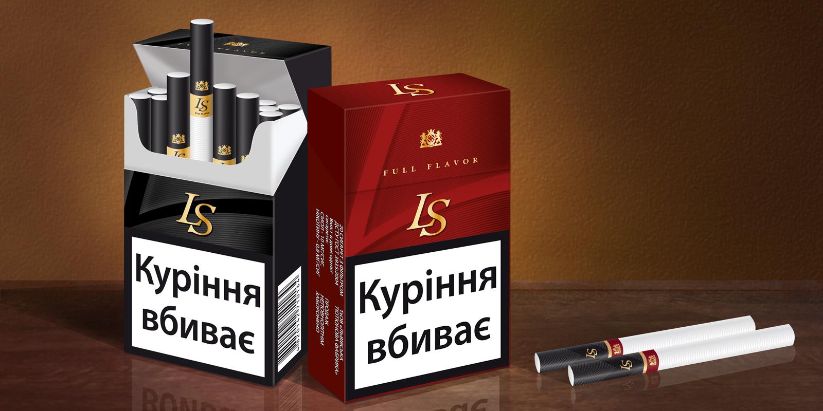 TM LS;;;;;;Разработка дизайна упаковки сигарет и сигареты ТМ LS full flavor ;;;;;;<span>Клиент:</span> Львовская табачная Фабрика;;;;;;;;;;;;Разработка дизайна упаковки сигарет и сигареты ТМ LS full flavor ;;;;;;2