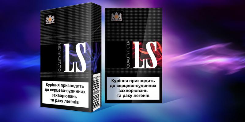 TM LS;;;;;;Разработка упаковки;;;;;;<span>Клиент:</span> Львовская табачная Фабрика;;;;;;;;;;;;Разработка упаковки;;;;;;2