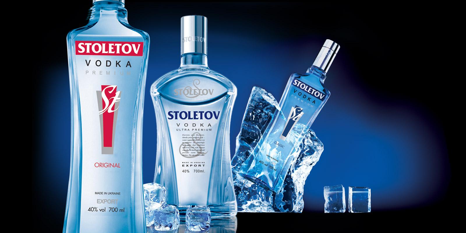TM Stoletov;;;;;;Разработка оригинального дизайна бутылки и этикетки (водка);;;;;;<span>Клиент:</span> Корпорация «Алеф»;;;;;;;;;;;;Разработка оригинального дизайна бутылки и этикетки (водка);;;;;;2