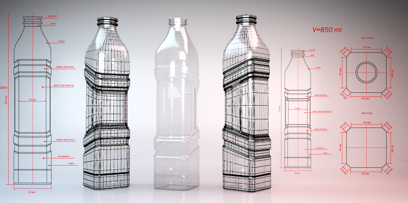 TM Garna;;;;;;Дизайн бутылки (ПЭТ);;;;;;<span>Клиент:</span> Компания «УКРОЛИЯ»;;;;;;;;;;;;Дизайн бутылки (ПЭТ);;;;;;7